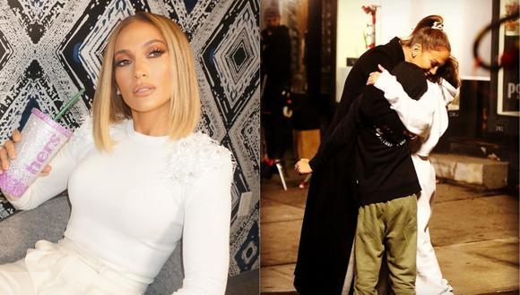 No queda duda alguna que los hijos de Jennifer Lopez y Marc Anthony son muy talentos. (Foto:Instagram)
