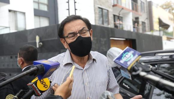 Martín Vizcarra continúa en la carrera de las elecciones para el Congreso. ¿Cuáles fueron los argumentos del JNE y qué implica la decisión? (Foto: GEC)