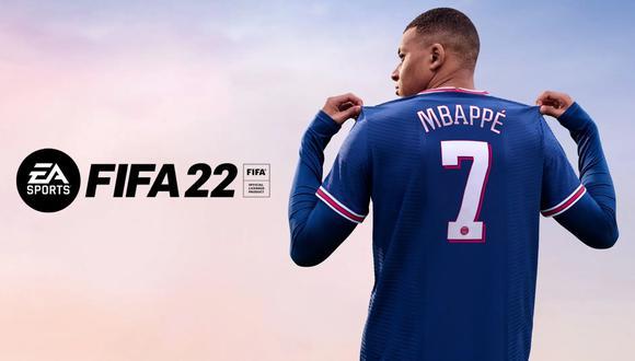 FIFA 22. (Imagen: EA)