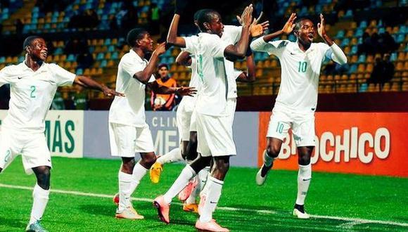 México vs. Nigeria: africanos y sus golazos en Mundial Sub 17