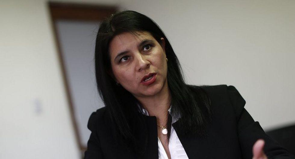 Silvana Carrión asumirá titularidad de la Procuraduría ad hoc para el caso Lava Jato. (Foto: GEC)