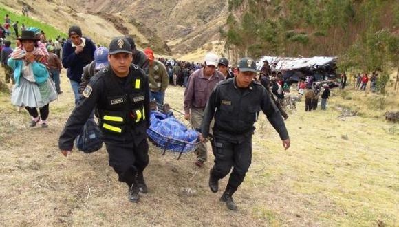 Accidente en Huaral: a 6 sube el número de muertos por vuelco