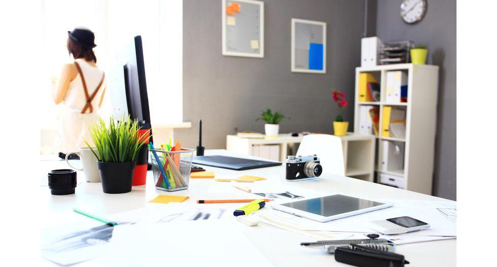 Estos son los beneficios de poner una planta en tu escritorio - 5