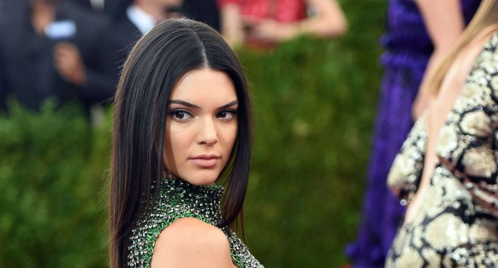 Kendall Jenner suele asistir a galas y eventos. (AFP)