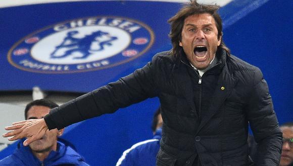 Antonio Conte fue despedido del Chelsea. (Foto: AFP)