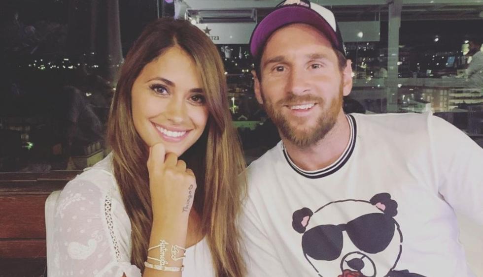 Antonella Roccuzzo y su tierno saludo a Lionel Messi por el Día del Padre. (Foto: Instagram oficial)