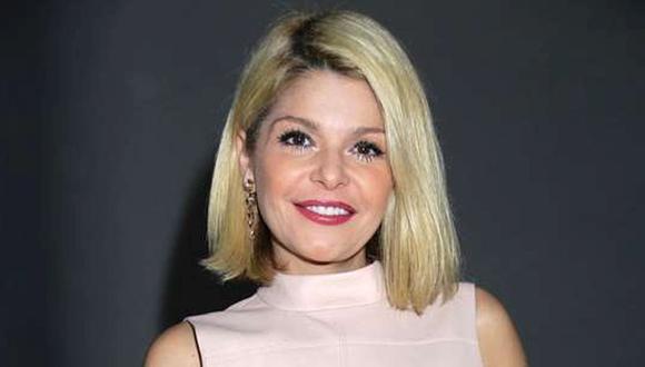 Itatí Cantoral reveló que fue acosada por un colega actor (Foto: Televisa)
