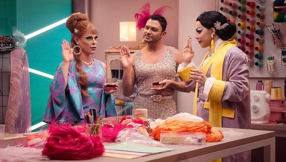 El gigante del streaming estrena este miércoles 11 de noviembre el reality con la icónica drag Alexia Twister (Foto: Netflix)