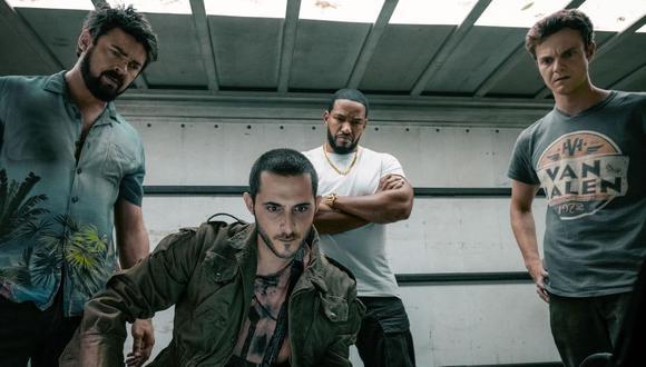 """""""The Boys"""" regresa para una segunda temporada llena de acción y violencia. (Foto: Amazon Prime Video)"""