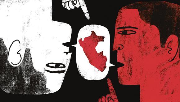 """""""En el Perú no tenemos que salir del territorio (a veces ni siquiera de la ciudad) para evidenciar nuestro etnocentrismo enfrentándonos y juzgando a todos pretendiendo saber más"""" (Ilustración: Víctor Aguilar Rúa)."""