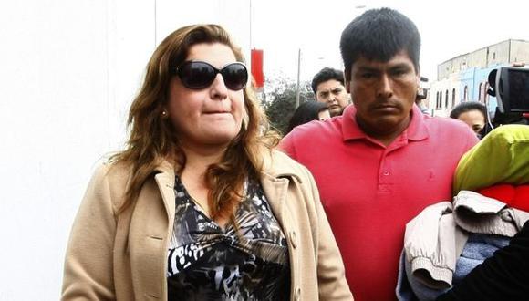 Áncash: La policía busca capturar a la esposa de César Álvarez