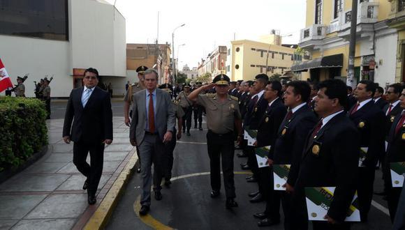 Basombrío afirma que está muy cerca la captura de ecuatoriano