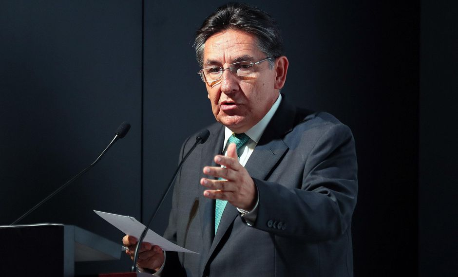 Néstor Humberto Martínez: Fiscal general de Colombia renuncia por decisión de no extraditar a Jesús Santrich. (EFE).