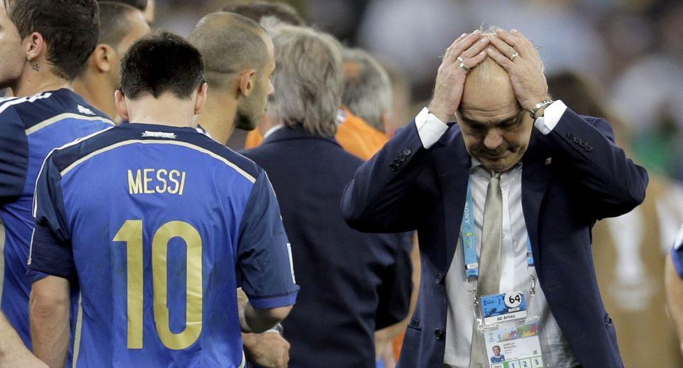 La tristeza y decepción de Messi luego de perder el Mundial - 15