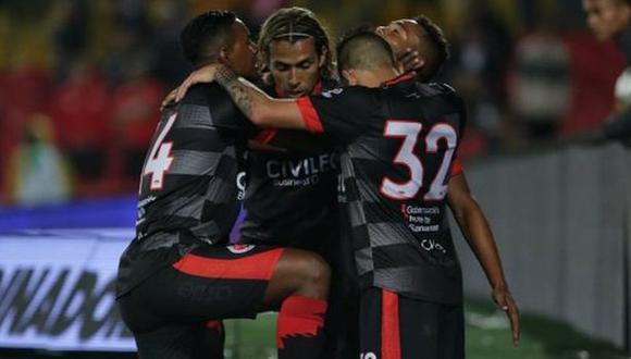 Once Caldas perdió 1-2 ante Cúcuta de local por la cuarta fecha de la Liga Águila de Colombia | VIDEO. (Foto: Twitter Cúcuta)