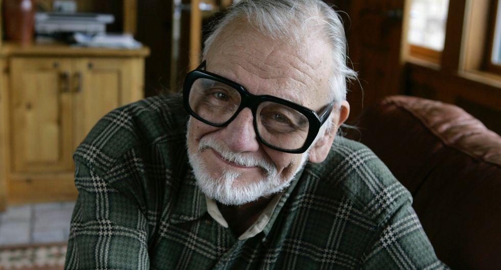 El director George Romero durante el Festival de Sundance, en 2008.  [Foto: AP]