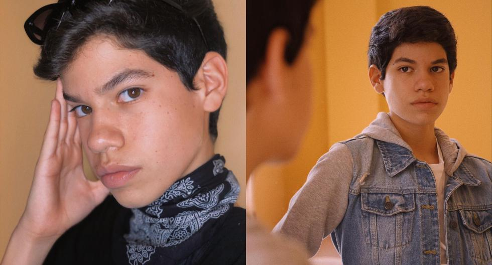 Josi es un tiktoker superstar. Al muchacho lo siguen nueve millones de personas. (Fotos: Archivo Personal)