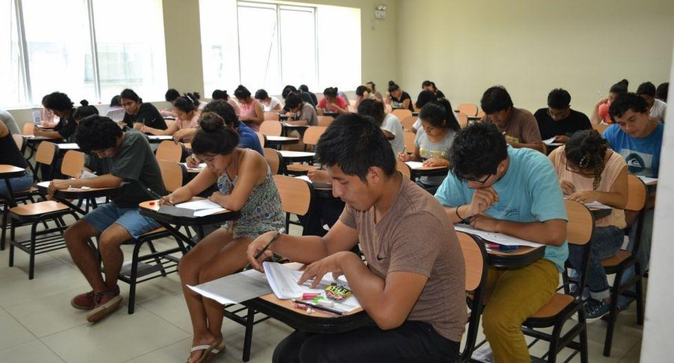 Examen de admisión 2020-II de la Universidad Nacional Mayor de San Marcos se realizará este sábado 14 y domingo 15 de marzo. (Foto: GEC)