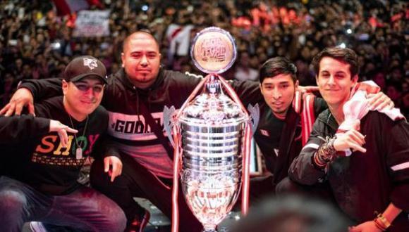 El Team Perú se llevó el título internacional de la God Level 2019. (Foto: God Level Fest)