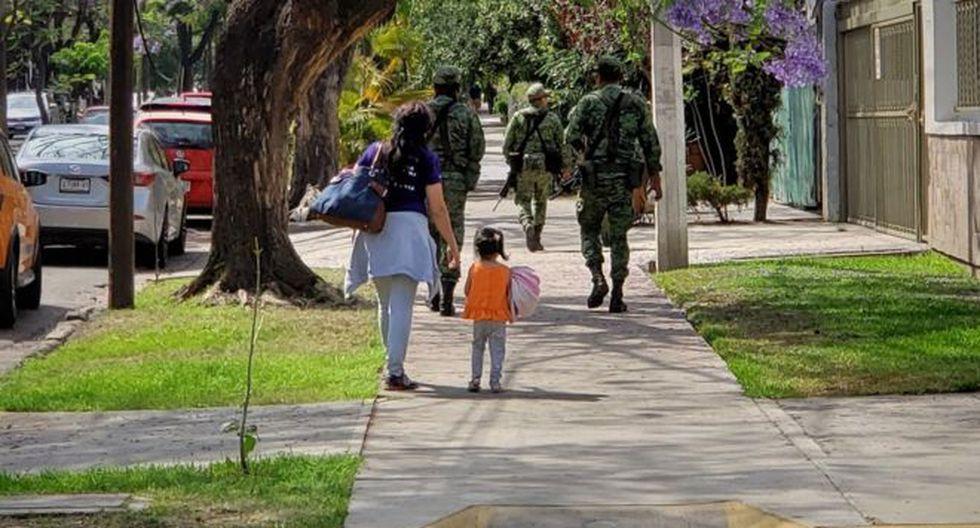 Casas en los suburbios de Guadalajara, en el oeste de México, son usadas por los carteles para ocultar sus crímenes.
