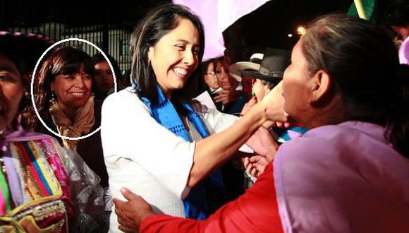 Se desconocen las razones por las que renunció Roxana Altuna.Su salida coincide con la difusión de nuevas denuncias contra su ex pareja Martín Belaunde Lossio. (Foto archivo Prensa Palacio)