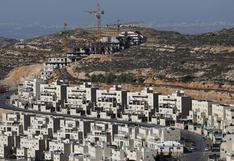 Nuevo gobierno de Israel aprueba construir nuevas colonias en la Cisjordania ocupada