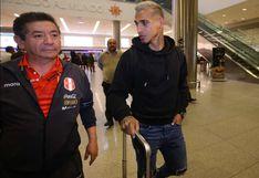 Miguel Trauco desea regresar a Perú y está buscando la forma de abandonar Francia