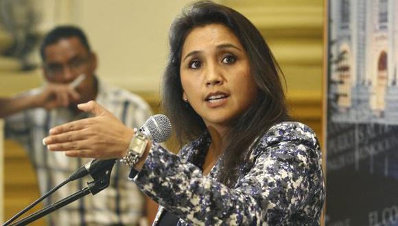 Ana María Solórzano releva al jefe de seguridad del Congreso