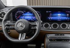 Mercedes-Benz anuncia un nuevo tipo de volante para su Clase E   FOTOS