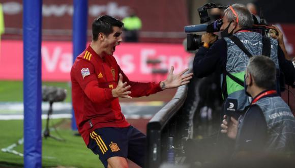 España vs. Alemania, partidazo por la Liga de las Naciones de la UEFA en el estadio La Cartuja de Sevilla   Foto: @SeFutbol