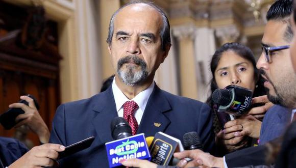 Mulder: Alan García se equivocó al nombrar a Facundo Chinguel