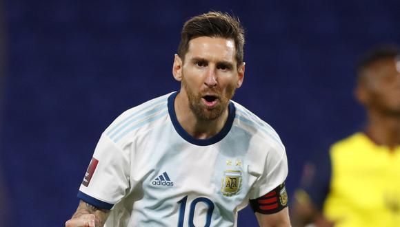 La Albiceleste se enfrentará a Chile y Colombia por las Eliminatorias y el diario 'Olé' reveló cuándo arribará Messi a la concentración Albiceleste en Ezeiza. (AFP)