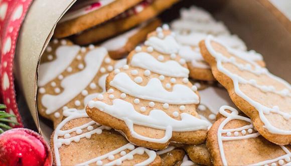 Aprende a preparar galletas navideñas. (Foto: Diariamente Ali)