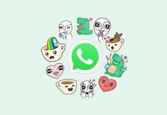 WhatsApp: ¿Cómo conseguir los nuevos stickers?