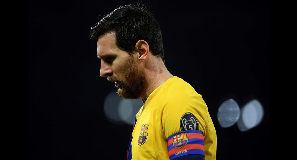 Lionel Messi debutó con Barcelona en el 2004 con tan solo 17 años. (Foto: AFP)