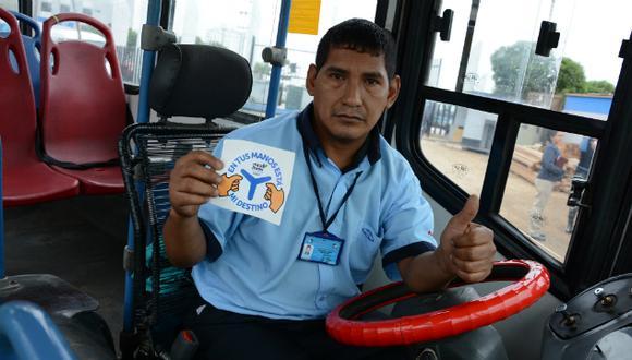 Miraflores: campaña vial redujo papeletas de transporte público