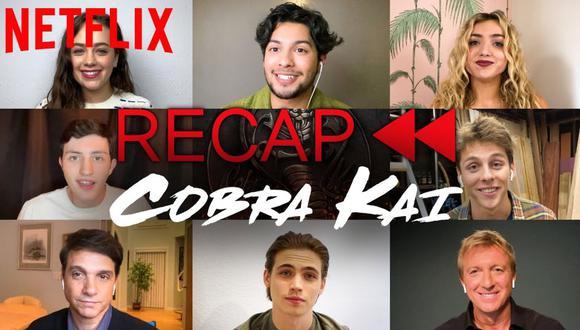 Cobra Kai: protagonistas de la serie explican los mejores momentos de las dos primeras temporadas. (Foto: Captura de YouTube)