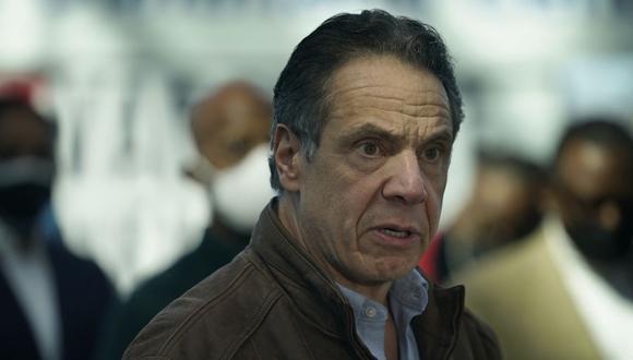 Seis mujeres han acusado al gobernador de Nueva York, Andrew Cuomo, de acoso sexual. (Foto: Seth Wenig / POOL / AFP).