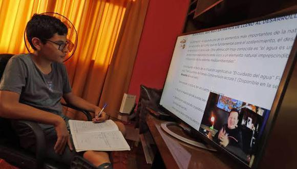 Minedu: Escolares de la promoción 2020 podrán descargar sus certificados de estudios vía online (Foto: Minedu)