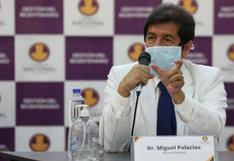 """Colegio Médico del Perú: """"Estamos pidiendo que se pueda adelantar el inicio de la cuarentena"""""""