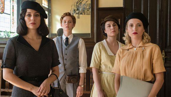 """""""Las chicas del cable"""" llega a Netflix el viernes 14 de febrero. (Foto: Netflix)"""