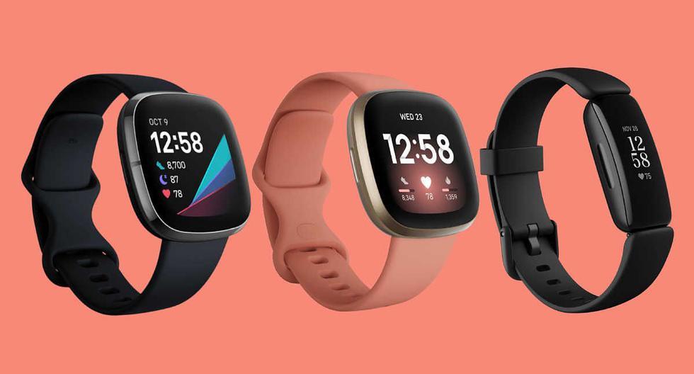 Fitbit presentó tres nuevos modelos de sus dispositivos inteligentes. Sus smartwatches están dotados de nuevas funciones de mayor utilidad. (Foto: Fitbit)