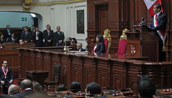 El presidente plantea reforma del proceso de descentralización