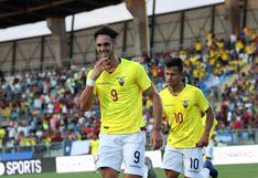 Ecuador goleó 3-0 a Venezuela y sueña con el título del Sudamericano Sub 20