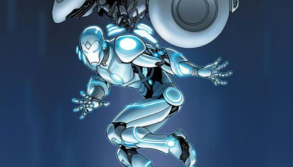 Marvel y otro anuncio sorpresa: Iron Man cambia de armadura