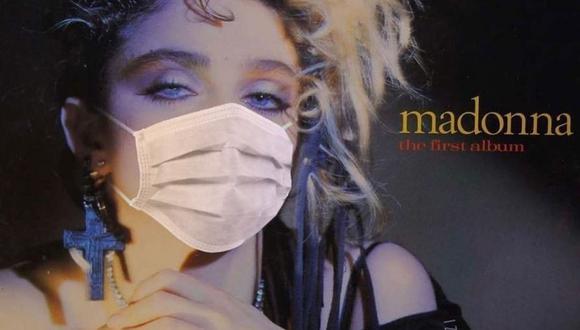 La reina del pop y otros músicos y actores hacen diversos esfuerzos para apoyar la lucha colectiva contra el coronavirus. (Foto: Instagram @madonna)