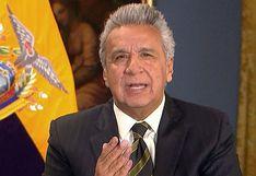 Presidente de Ecuador expresa sus condolencias por muerte de sus compatriotas en accidente en Piura