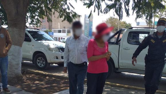 Chiclayo: ancianos denuncian que falsos desatoradores de desagüe entraron a su casa y robaron 35 mil soles (Foto: PNP)