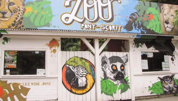 La ONG REWILD creó la colecta pública hace cinco días para adquirir el zoo de Pont-Scorff. (Foto: Wikipedia)