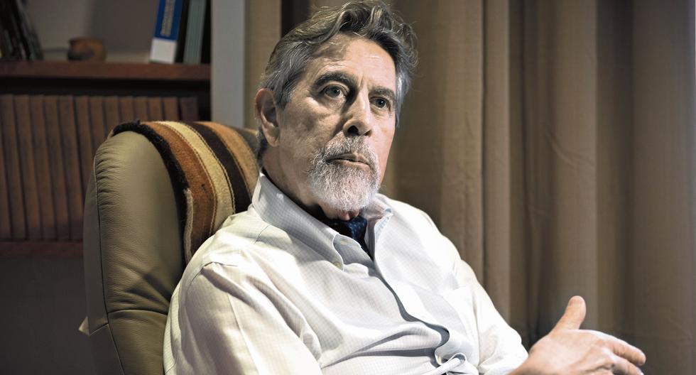 Francisco Sagasti espera que los próximos gobiernos lleven a cabo la transformación del sistema científico local.  (Renzo Salazar/GEC).